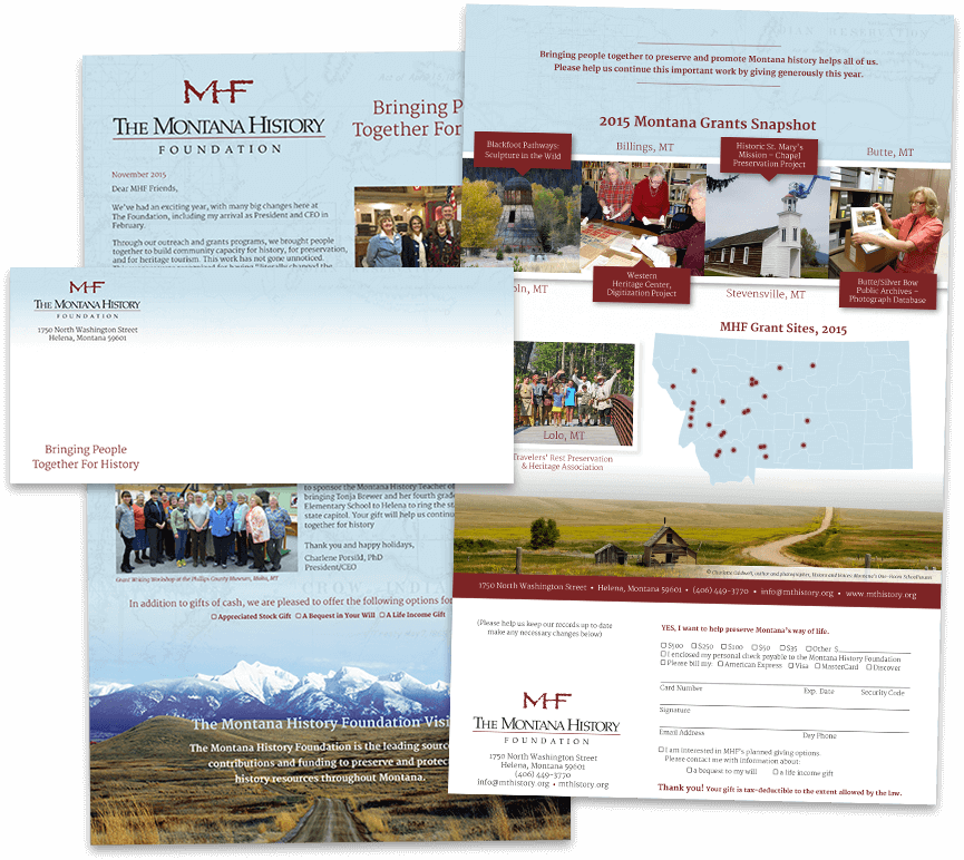 Montana History Foundation Year End Appeal