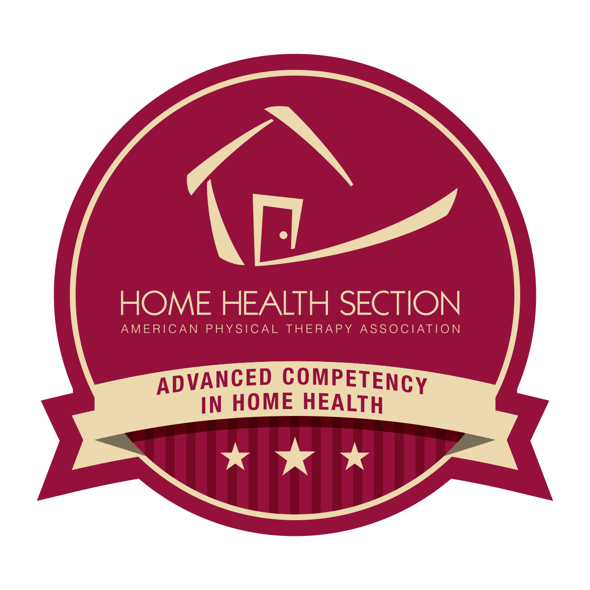 APTA Home Health Badge